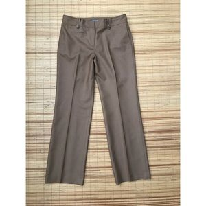 👜 Signature Petite Trouser // Ann Taylor